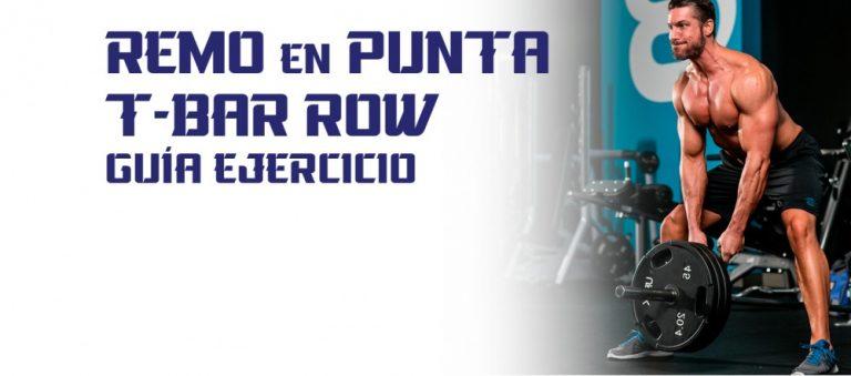 Remo en Punta – Guía ejercicio
