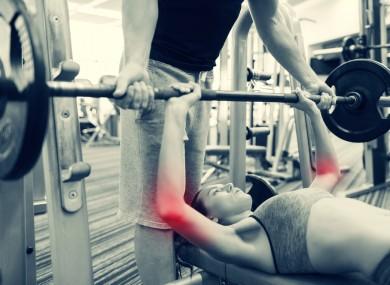 historial cínico lesiones selección de ejercicios