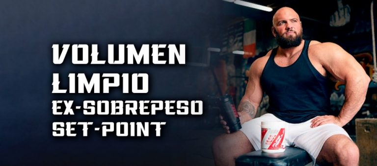 Volumen Limpio – Ex Sobrepeso y Set Point grasa