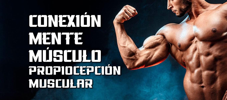 Propiocepción muscular conexión mente músculo