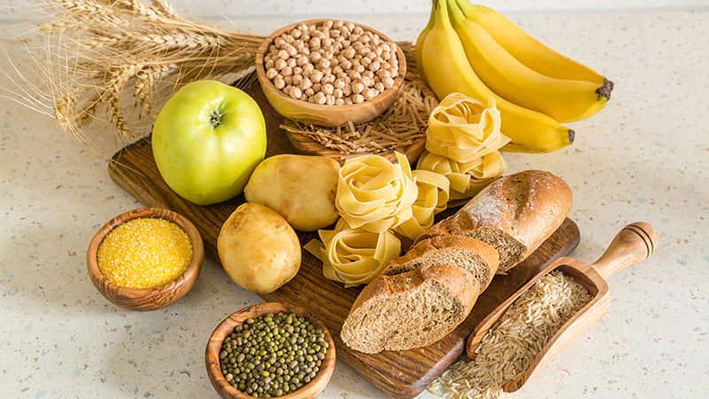 bajo en hidratos de carbono; Tipos de Dieta