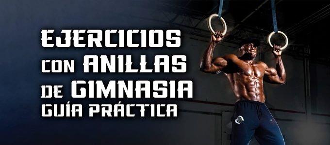 ejercicios con anillas de gimnasia