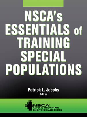 NSCA's-Essentials-of-Training-Special-Populations