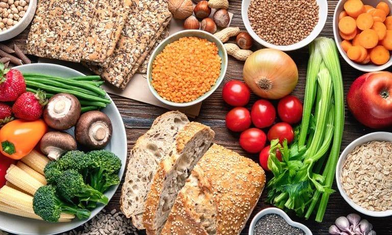 fibras nutrición deportiva
