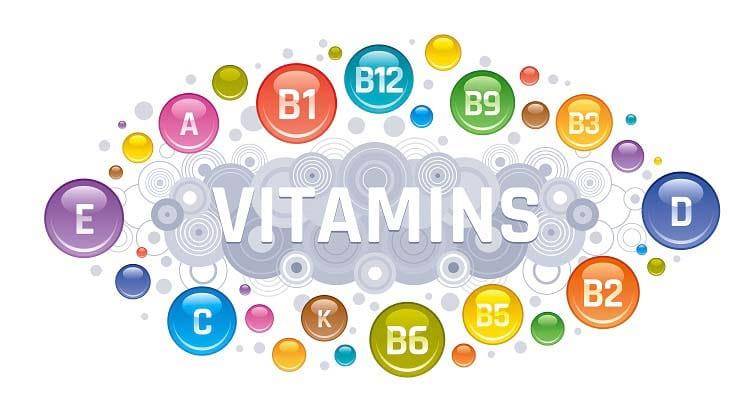 vitaminas nutrición deportiva