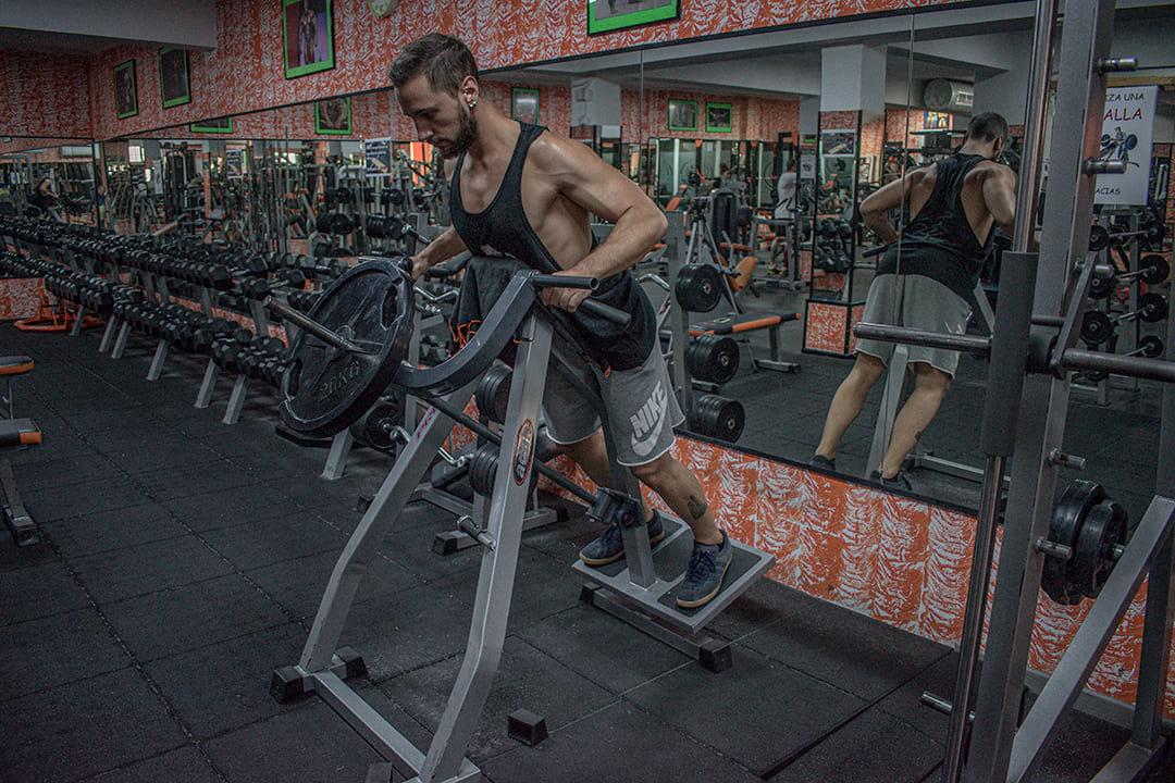 selección de ejercicios para hipertrofia